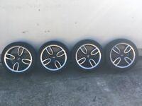 "17"" Alloy Wheels for Mini Cooper/ One"