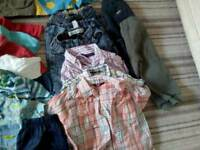 Boys clothes bundle age 12 to 18 months