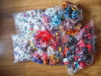 2360 pcs NBA silicone wristbands bracelets LeBron Curry Irving Jordan Carmelo Durant wholesale ebay