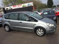 Ford s Max 2.0 tdci 6 speed 2007 7 seater