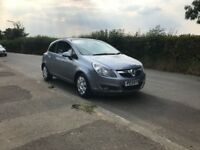 Vauxhall corsa SXI AC 16V for sale, MOT, service history, drives perfect.