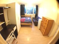 ***2 SPACIOUS DOUBLE ROOM FOR ONE PERSON-ALL INCLUSIVE***