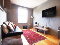 A stunning & large 3 double bedroom flat split over 2 levels in the heart of Stoke Newington