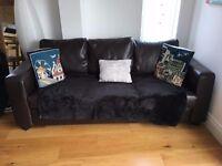 Free sofa. 3 seater.... pick up Clapham/Brixton SW4