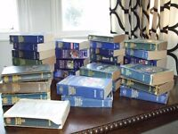 COLLECTION OF 32 ROTHMANS FOOTBALL YEARBOOKS (1974-75 TO 2004-05, 2007-08)