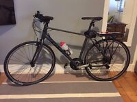Giant Escape 2014 (Shimano 27-speed smooth shift parts)