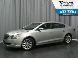 2016 Buick LaCrosse Leather LOW KMs   Sunroof