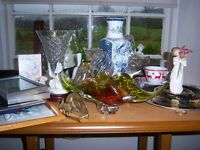 assorted items for car boot sale