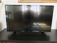 "LG 43UH610V - 43"" LG ULTRA HD 4K TV- Fantastic Condition"