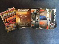 Bundle Of Top Gear Magazines