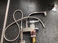 Mixer tap- extendable