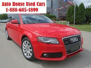 2011 Audi A4 2.0T,Quattro,leather,sunroof