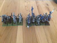 Warhammer Fantasy Empire Horsemen
