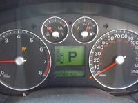 Ford Focus, Automatic, 2005 - 2008 Dash board Clock, Only 50905 miles showing on the Clock £65. ono