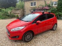 Ford, FIESTA, Hatchback, 2014, Manual, 998 (cc), 5 doors