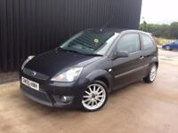 2006 (55) Ford Fiesta 1.6 TDCi Zetec S, 1 OWNER FROM NEW, 2 Keys, Service History £30 Tax Per Year