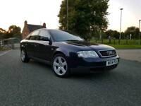 Audi A6 2.4 V6 petrol 68k miles MOT 1 year
