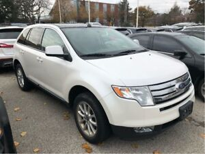 2010 Ford Edge SEL,Leather