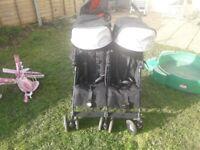 Maclaren Twin Baby Prams Strollers For Sale Gumtree