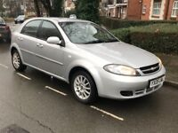 chevloret lacetti 1.6 automatic low miles