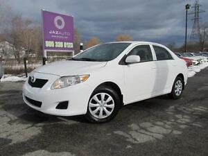 2009 Toyota COROLLA CE VERY GOOD CONDITION ALMOST NEW TIRES RUST