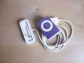 Apple iPod shuffle 2nd Generation - 1 GB - Purple