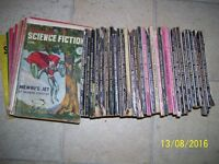 52 X ASTOUNDING SCIENCE FICTION OLD SKOOL MAGAZINES