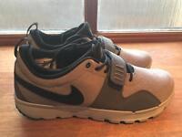Nike SB grey trainers size 8
