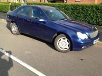 Mercedes benz c180 2001