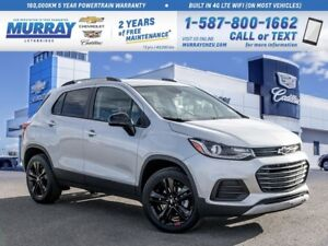 2019 Chevrolet Trax **RedLine Edition!  Leather Wrapped Steering