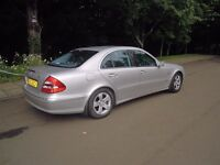 Mercedes E320 CDi Avantgarde 2005