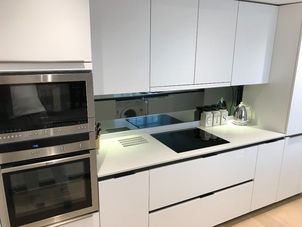 SieMatic kitchen with silestone tops white | in Harrogate, North Yorkshire  | Gumtree