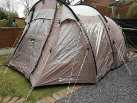 Outwell 4/5 berth Tunnel Tent