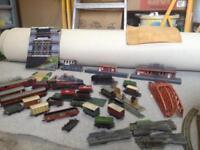 HORNBY DUBLO train set collection