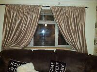 90x90 mink curtains