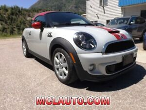 2012 Mini Cooper Coupe S-No Accidents-$99 bi/wkly-Reduced