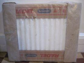 Brand new Radel by Delonghi radiator 400 x 500