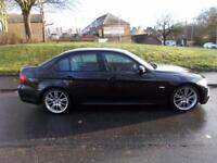 BMW 3 SERIES 2.0 320I M SPORT 4d 168 BHP (black) 2010