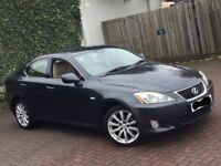 Lexus IS 220d Luxury Pack. 2006 year. 94000 milles. New Michelin tyres, Parrot system, solar roof.