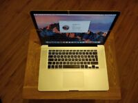 Apple MacBook Pro 15 Inch Brand New Display Mid-2014 A1398, 2.2 i7, 16GB RAM 256 SSD