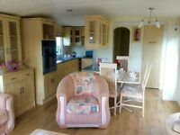 STATIC CARAVAN SALE - FREE PITCH FEES - 12ft WIDE STUNNING 2 BED CARAVAN - SEAWICK AND ST OSYTH