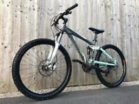 Trek Fuel EX 5 full Suspension Enduro/Downhill Bike, LIKE NEW, HIGH SPEC, FOX, SRAM
