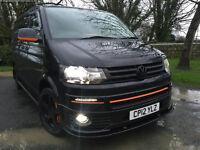Volkswagen transporter 2012 Combi van T32, low miles, great condition, NO VAT