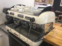 Stunning Sanremo espresso machine