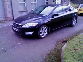 2009 FORD MONDEO ZETEC CLUTCH KIT /TIMING BELTS REPLACED,FULL MOT