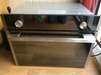 Cooke and Lewis Microwave/Grill Combi (Integrated)
