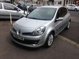 56/RENAULT 1.6 LT CLIO 3DR HATCH FULL MOT VERY CLEAN CAR £1695