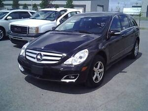 2006 Mercedes-Benz R-Class 4MATIC**LEATHER**7PRGS**3 YEARS WARAA