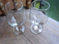2 Brandy Glasses--Perfect!