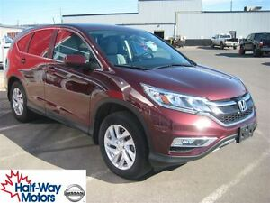 2015 Honda CR-V EX-L | Leather Interior!